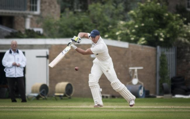 Duncan Snell top-scored for York with 79 not out agianst Driffield.