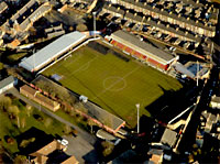 York City's Bootham Crescent ground
