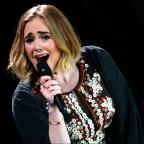 York Press: Saying Hello to Glastonbury has given Adele's 25 a boost up the albums chart