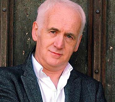 Guest narrator Terry Deary