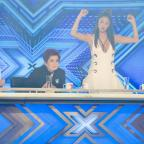 York Press: First look at the new X Factor: Move over Simon,  Dermot O'Leary totally steals the show