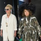 York Press: Joanna Lumley reveals Benedict Cumberbatch turned down an Ab Fab cameo