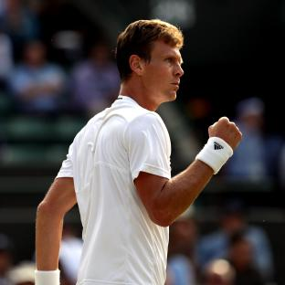 Tomas Berdych will aim to get the better of Andy Murray on Friday