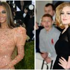 York Press: Adele and Beyonce to battle it out at MTV VMAs