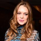 York Press: Lindsay Lohan says she is 'good and well' after police kick door in after lovers' row