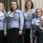 York Press: Dame Vivienne Westwood gives female choir a fashionable makeover