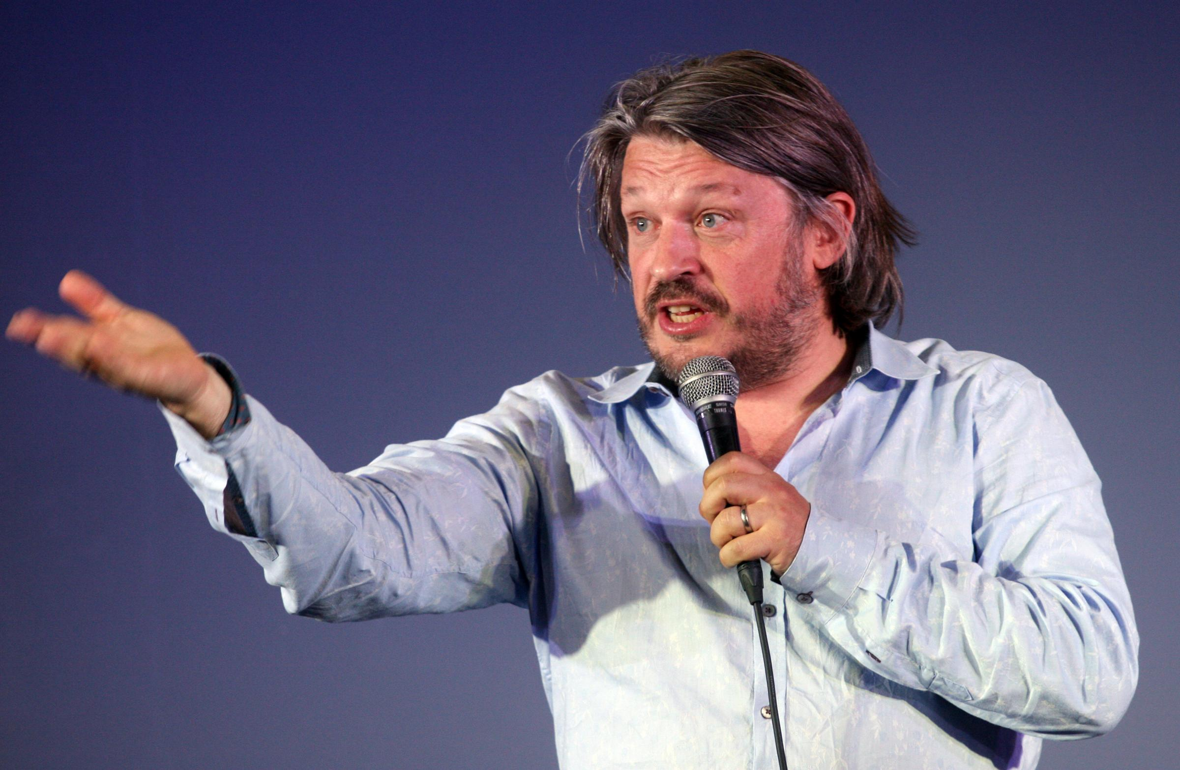 Richard Herring, at his Best at the Great Yorkshire Fringe. Picture: Kippa Matthews