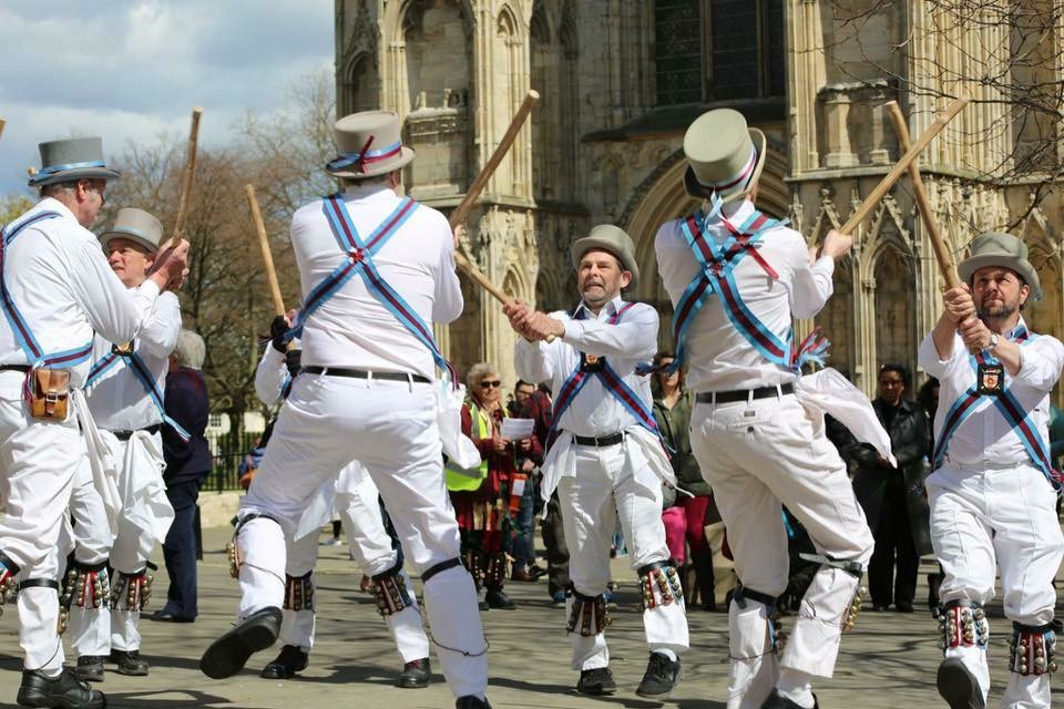 30th York Festival of Traditional Dance