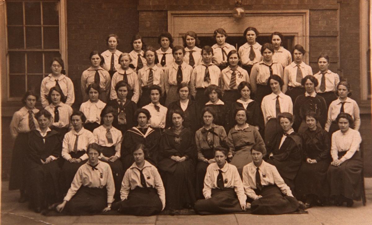 93 old photos from Queen Anne School in York | York Press