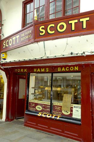 Scott's in Low Petergate