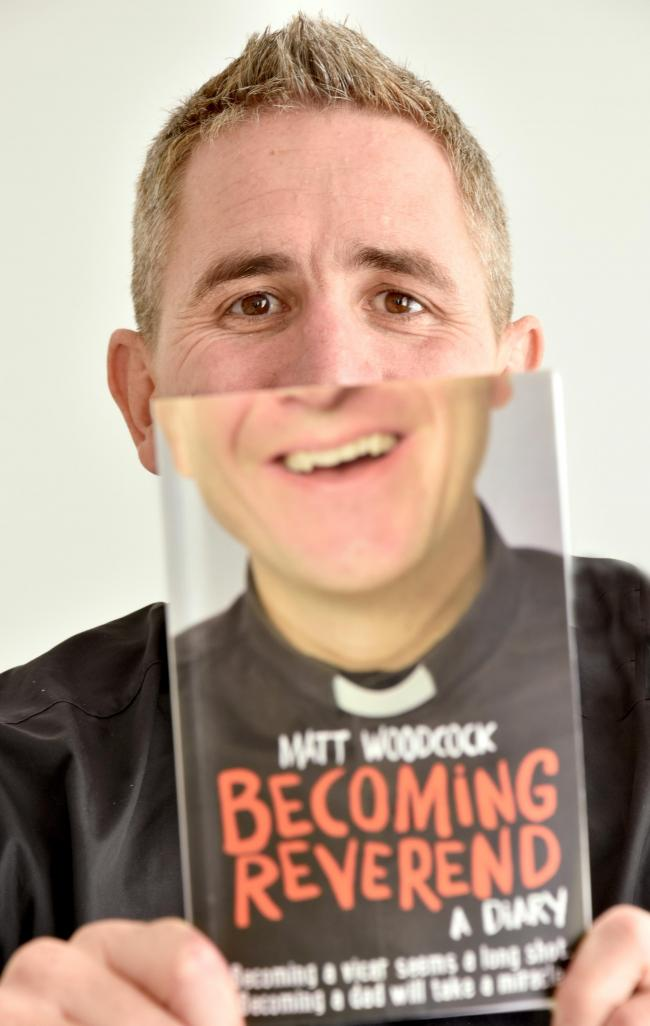 Becoming Reverend: author and minister Matthew Woodcock