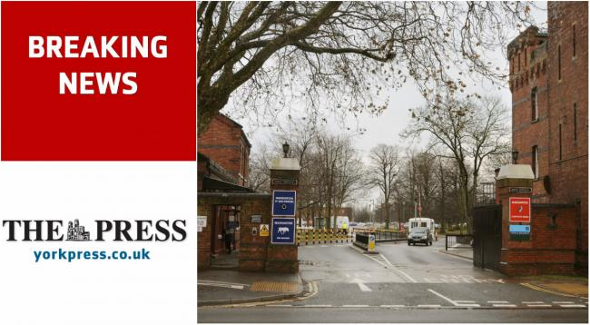 Army barracks in York and Strensall to close