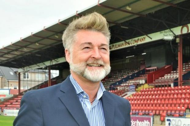 York City FC chairman Jason McGill