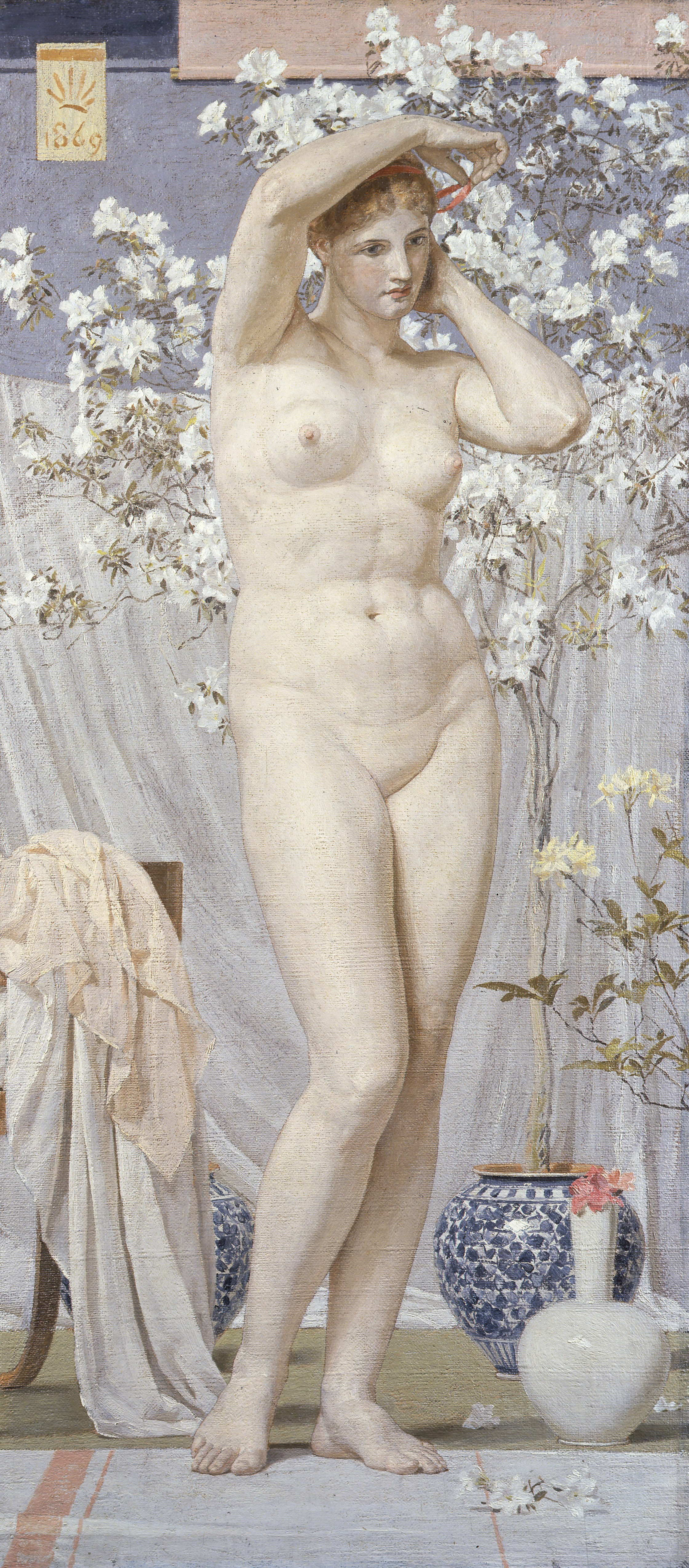 Albert Moore: Of Beauty and Aesthetics