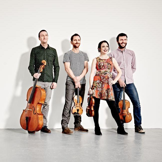 Harrogate International Sunday Series 2017 Heath Quartet