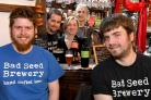 Madness and hope abound at beer launch in York