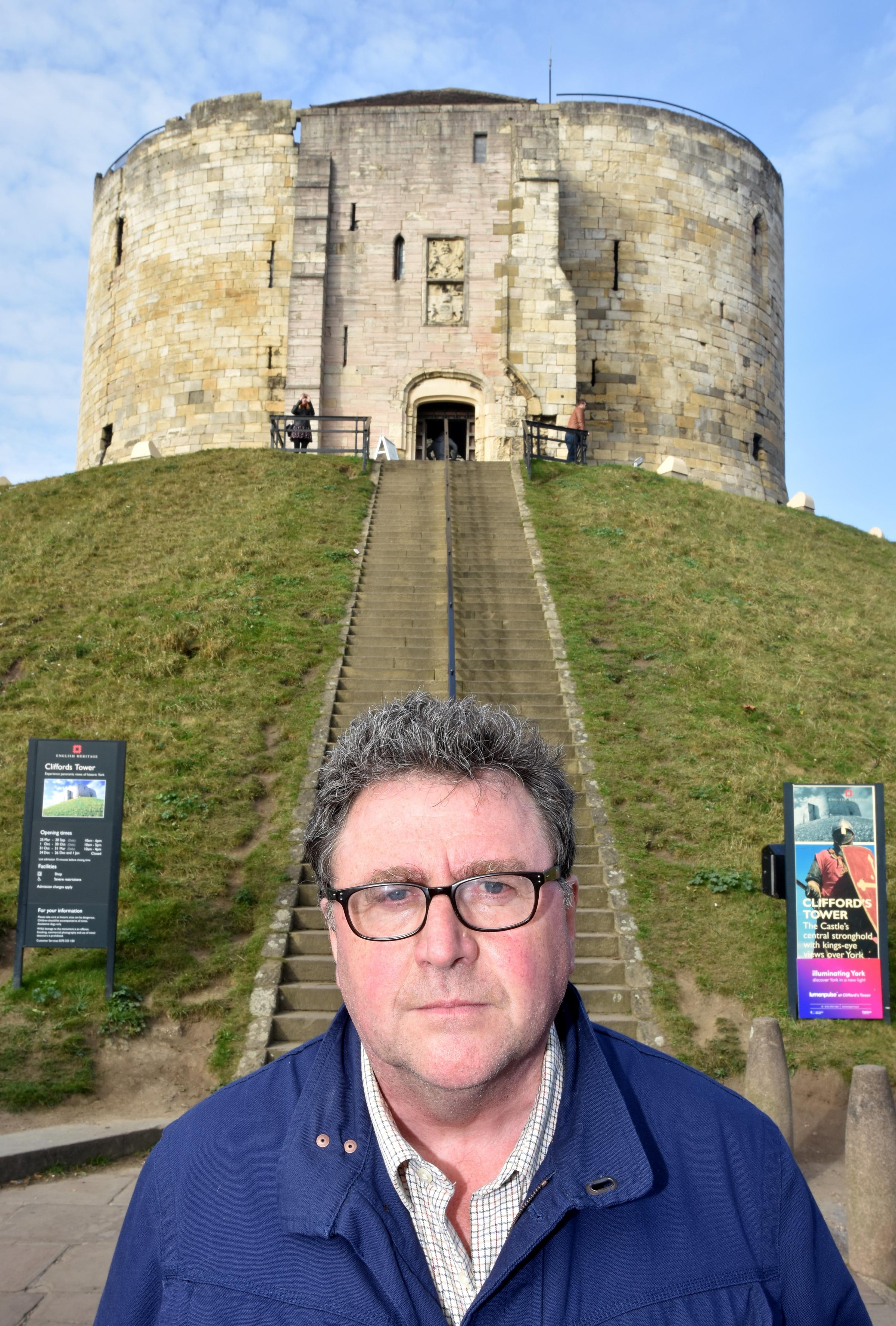£4k pledged for Clifford's Tower appeal fund