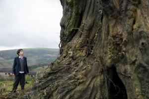 Lewis MacDougall as Conor in A Monster Calls
