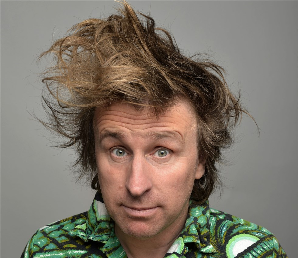 Milton Jones: Out There and in York. Picture: Steve Ullathorne: