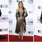 York Press: People's Choice Awards fashion: J.Lo, SJP and Blake Lively - who stunned and who should sack their stylist?