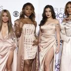 York Press: Fifth Harmony perform as a four-piece for the first time at People's Choice Awards