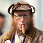 York Press: You won't believe what John McCririck looked like after he went on 100% Hotter