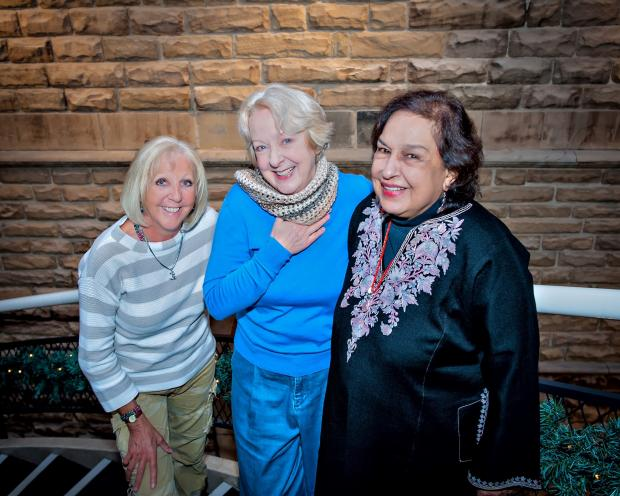 Murder, Margaret and Andrina as York actress joins Theatre