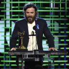 York Press: Casey Affleck blasts 'abhorrent' Trump at Spirit Awards show