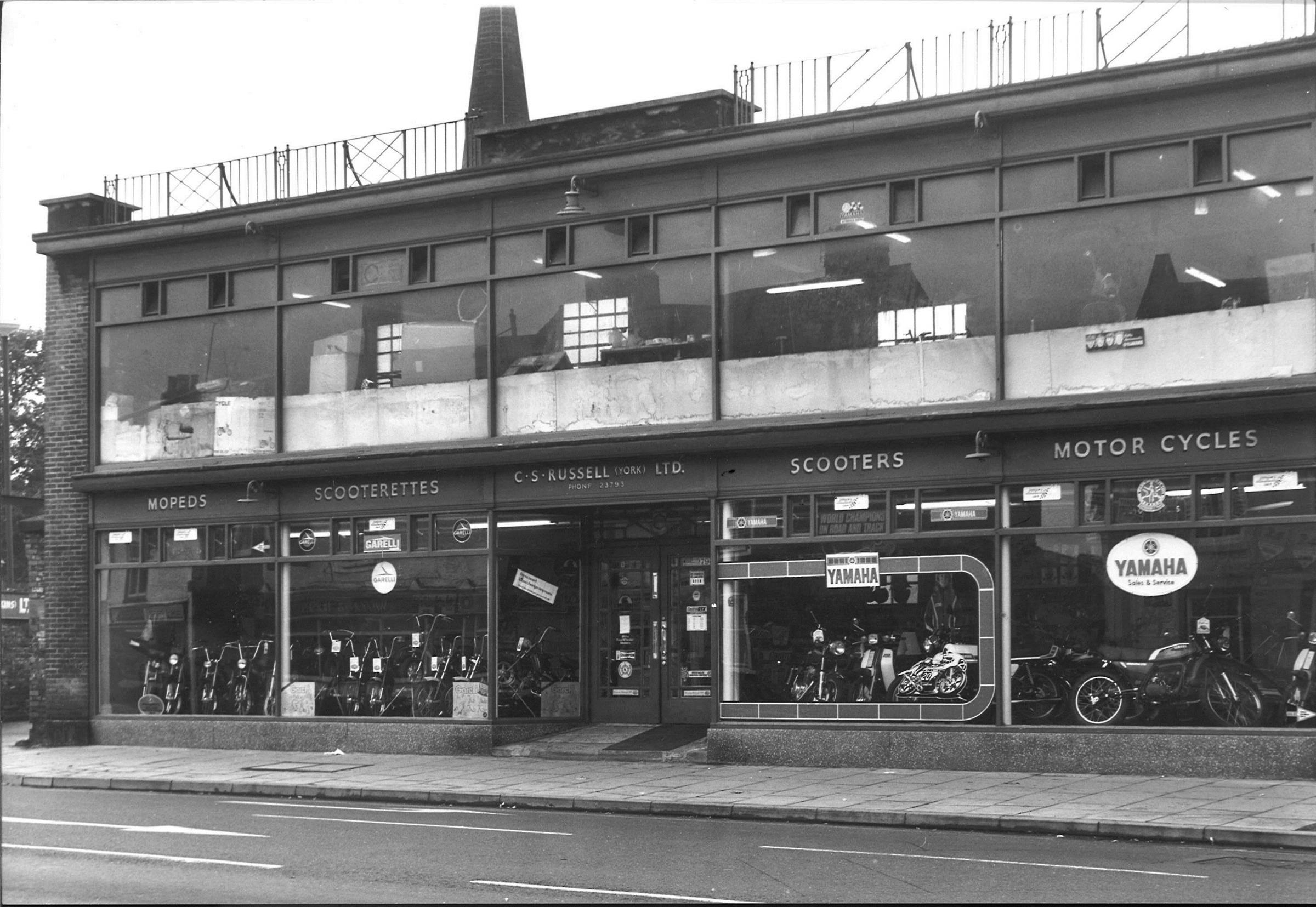 113 lost York shops of the 1970s & 80s