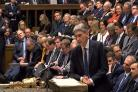 Chancellor Philip Hammond delivers his Budget