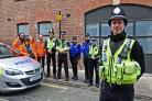Police join forces to reassure York public