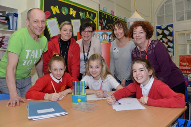 Link up is a first for York schools