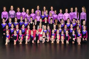 Members of Dance Expression School of Dance, who are fundraising for new equipmentPicture: David Harrison
