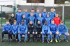 TOP CLASS: The York College under-18 team, who have reached the finals of the English Schools Colleges FA Cup and English Colleges FA finals this season. Pictures: Matthew Appleby