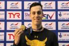 A gong for Guy: James wins fourth gold medal at British Swimming Championships