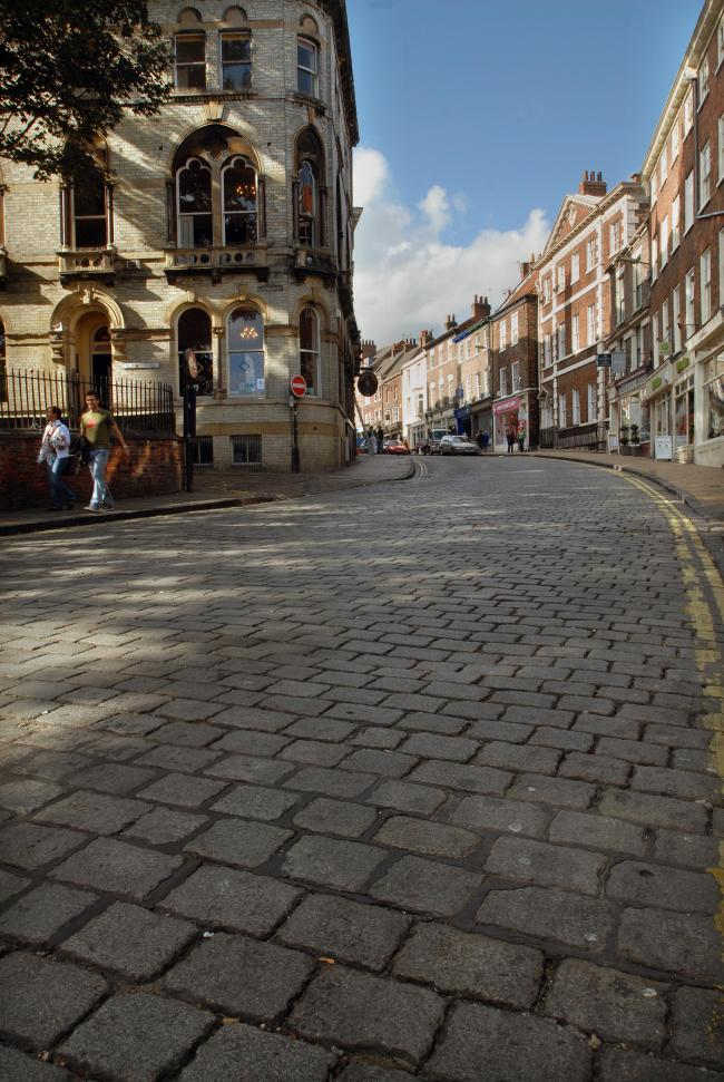 Micklegate in York where they have an office