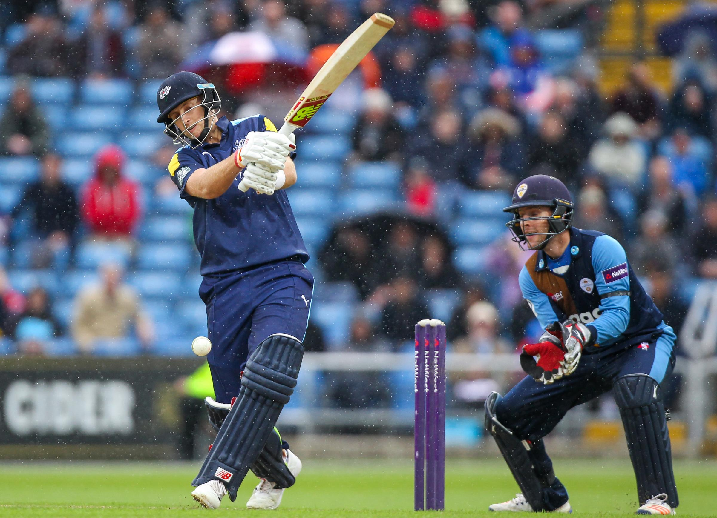 Joe Root was in fine form as Yorkshire won their Royal London one-day Cup opener