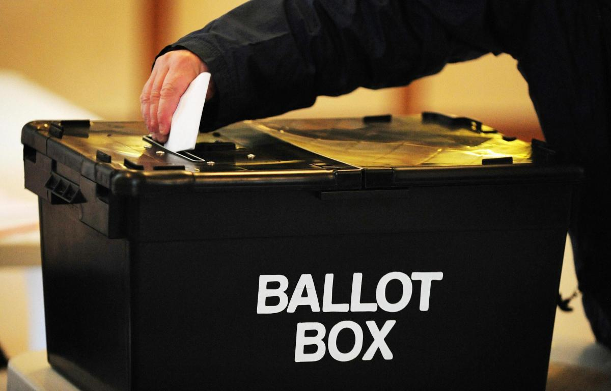 General election nominations close - no UKIP candidates to stand in York