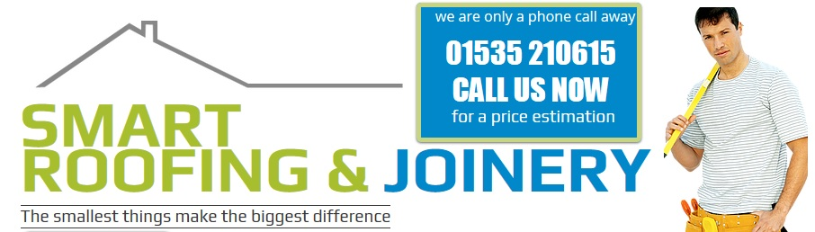 smart roofing & joinery services