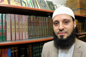 Imam condemns bombing as 'an act of evil'