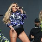 York Press: Little Mix singer Perrie Edwards gets down and dirty with f-word gaffe