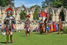 Romans conquer at York festival
