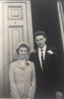 Alan and Rita VARLEY