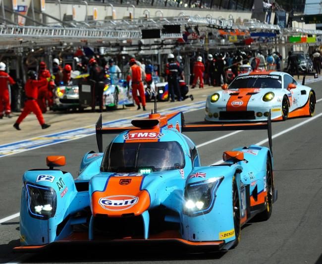 DEBUT DELIGHT: Tockwith Motorsports finished 12th overall and tenth in class during their first attempt at the Le Mans 24-Hours race
