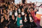 The winners from 2016's Press Business Awards