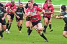 MOVING: York RUFC captain Chris Fox, pictured in action against Acklam, is one of three players who have agreed to play for York Acorn. Picture: Nigel Holland.