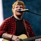 York Press: Ed Sheeran hits back after being accused of using a backing track at Glastonbury