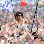 York Press: Record audience for BBC Glastonbury coverage