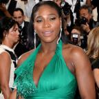 York Press: Pregnant Serena Williams poses nearly nude on Vanity Fair cover
