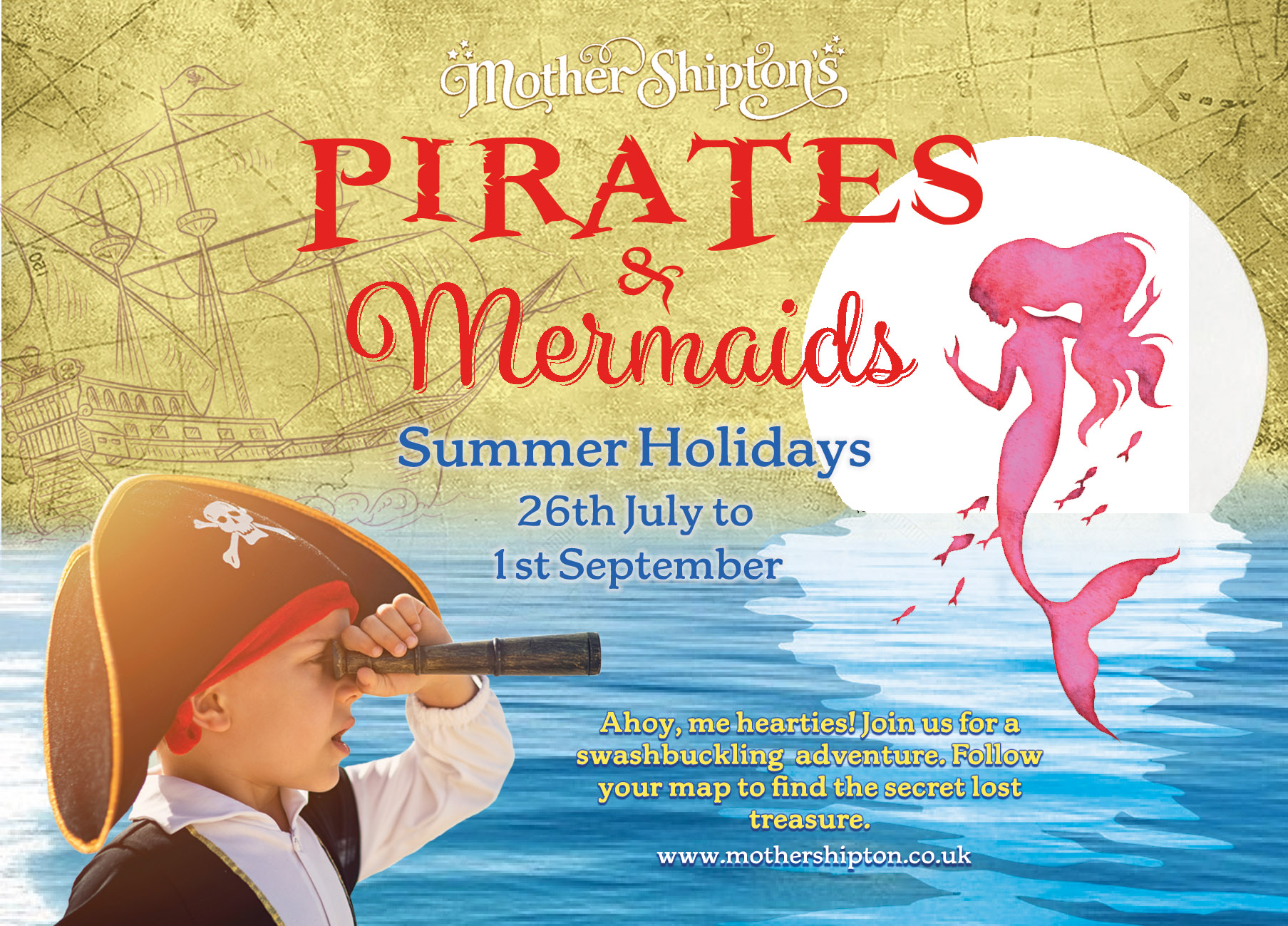 Mother Shipton's Pirates and Mermaids